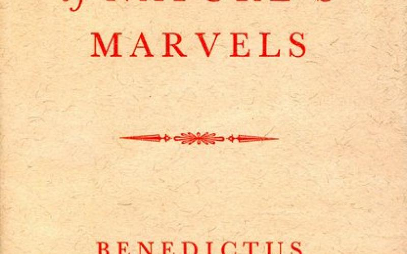Front Cover of A Golden and Blessed Casket of Nature's Marvels by Benedictus Figulus