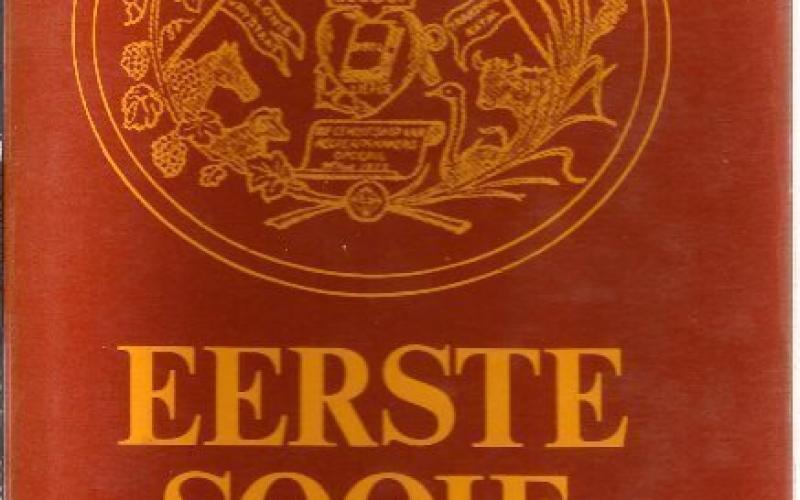 image of Eerste Sooie - P. J .Nienaber by Nienaber, P. J