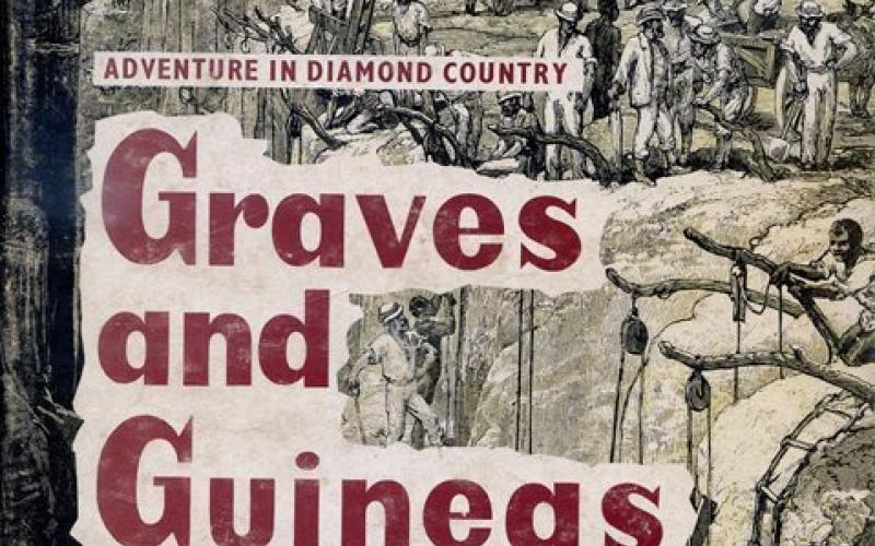Front cover of Graves and Guineas by J. T. McNish