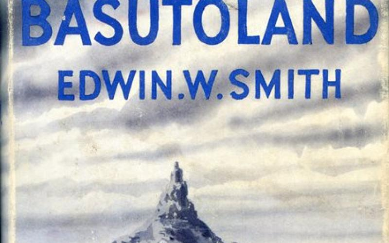 Front cover of The Mabilles of Basutoland by Edwin W. Smith