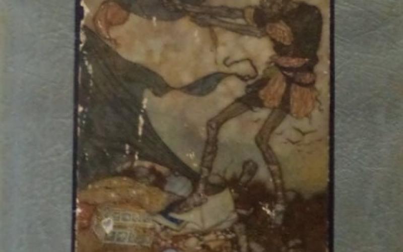 Front cover of Rubaiyat of Omar Khayyam by Edward Fitzgerald