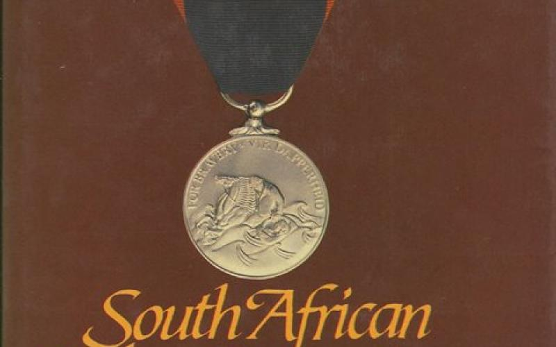 Front cover of South African Orders, Decorations and Medals by E.G.M. Alexander; G.K.B. Barron; A.J. Bateman