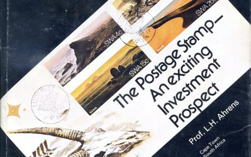 Front cover of The Postage Stamp - An Exciting Investment Prospect by L. H. Ahrens