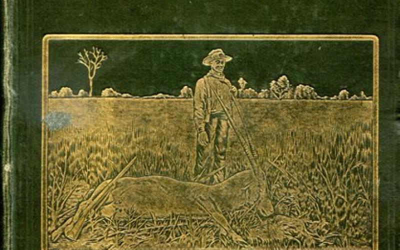 Front Cover of Trekking the Great Thirst by Arnold W. Hodson