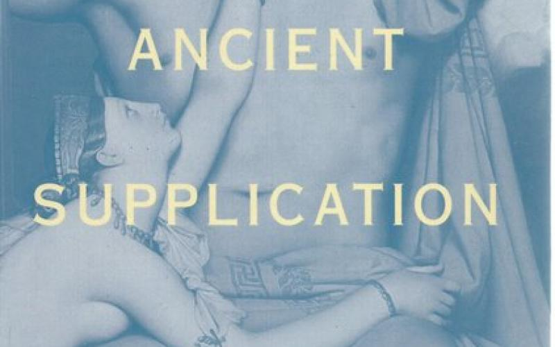 Front Cover of Ancient Supplication by F S Naiden