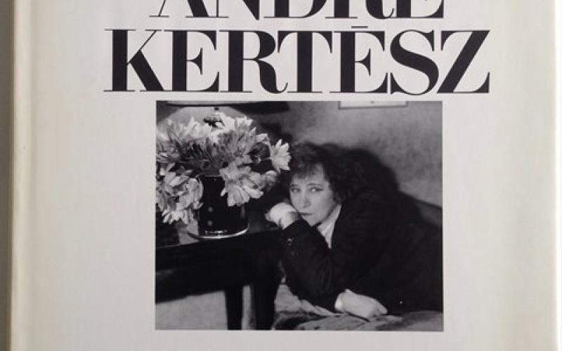 Front Cover of Andre Kertesz edited by Jane Corkin