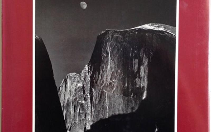 Front Cover of Ansel Adams: Classic Images by James Alinder and John Szarkowski