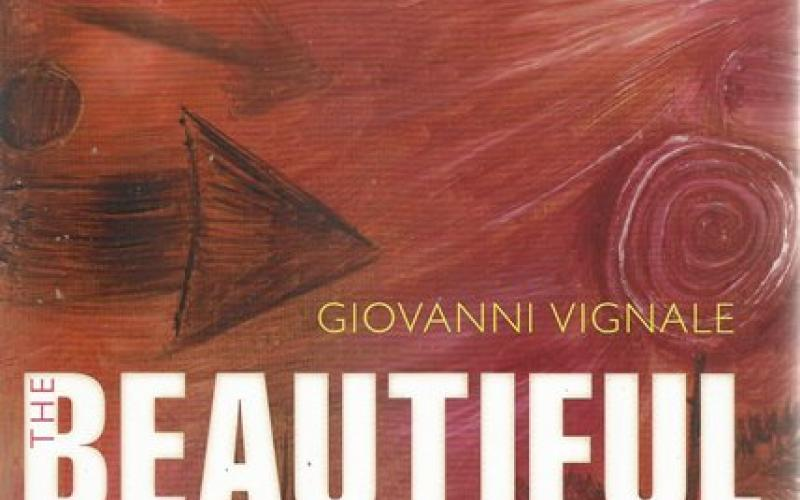 Front cover of The Beautiful Invisible by Giovanni Vignale