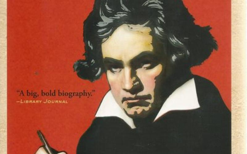 Front cover of Beethoven by John Suchet