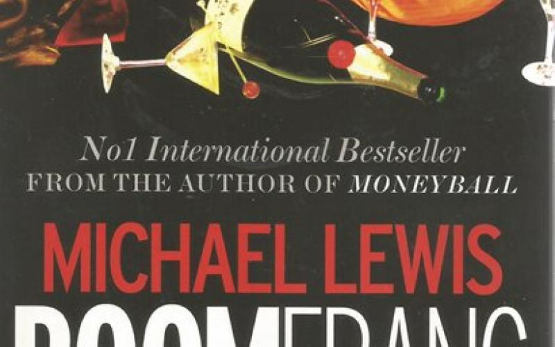 Front Cover of Boomerang by Michael Lewis