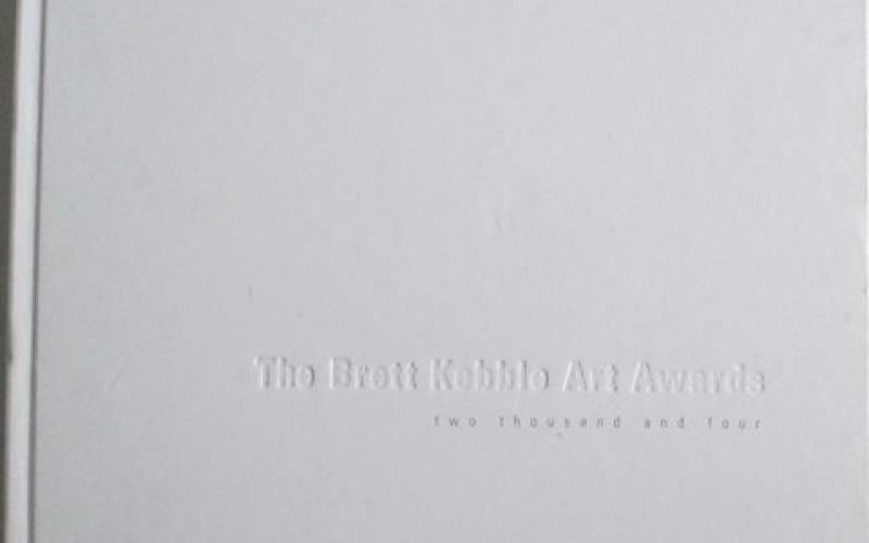 Front cover of The Brett Kebble Art Awards 2004 - Virginia MacKenny, Gus Silber and Alf Wanneburgh