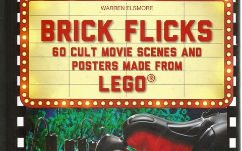 Front cover of Brick Flicks by Warren Elsmore