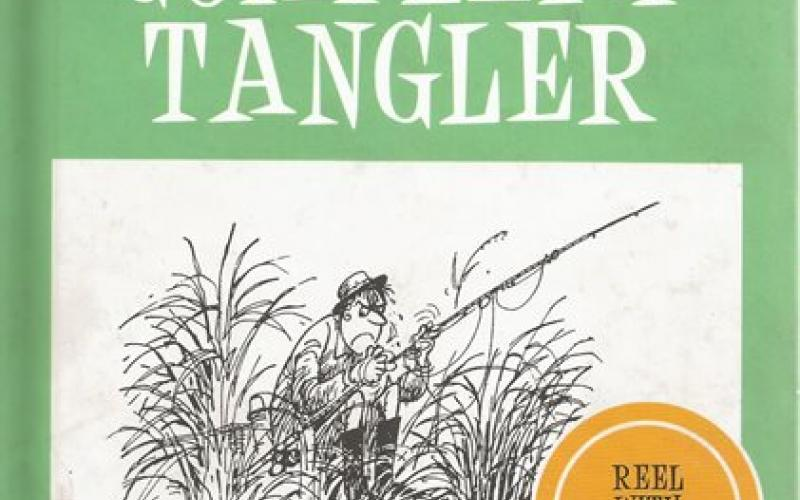 Front cover of Compleat Tangler by Thelwell