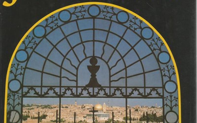 Front Cover of Discovering Jerusalem by Nahman Avigad