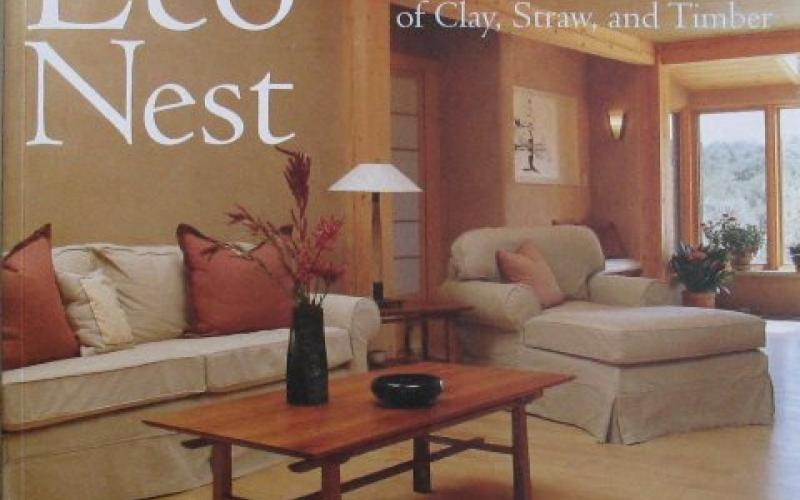 Front cover of Eco Nest by Paula Baker-Laporte & Robert Laporte