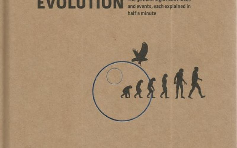 Front Cover of 30 Second Evolution edited by Mark Fellowes and Nicholas Battey