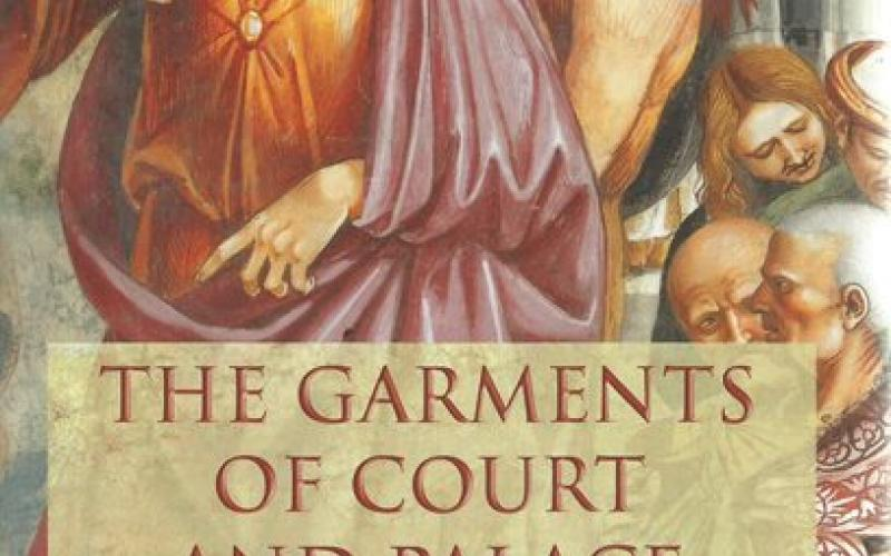 Front cover of The Garments of Court and Palace by Phillip Bobbitt