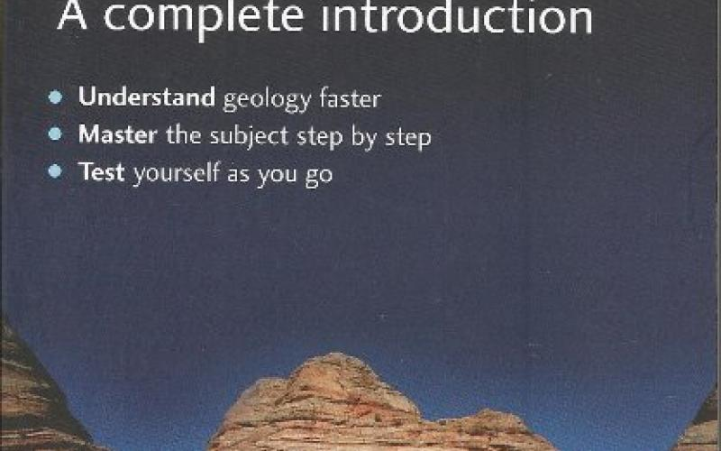 Front cover of Teach Yourself Geology by David A Rothery