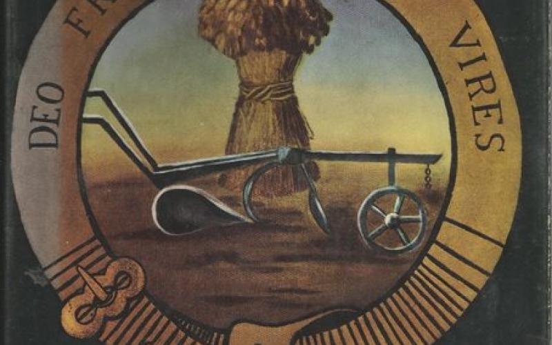 Front cover of Geskiedenis van Malmesbury by J. P. Blaauw
