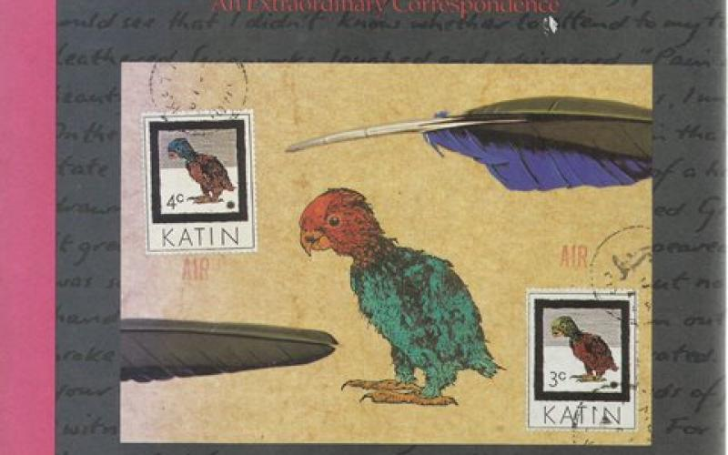Front cover of Griffin & Sabine by Nick Bantock