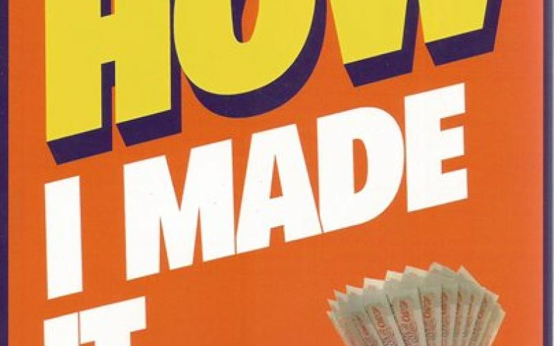 Front Cover of How I Made It by Rachel Bridge