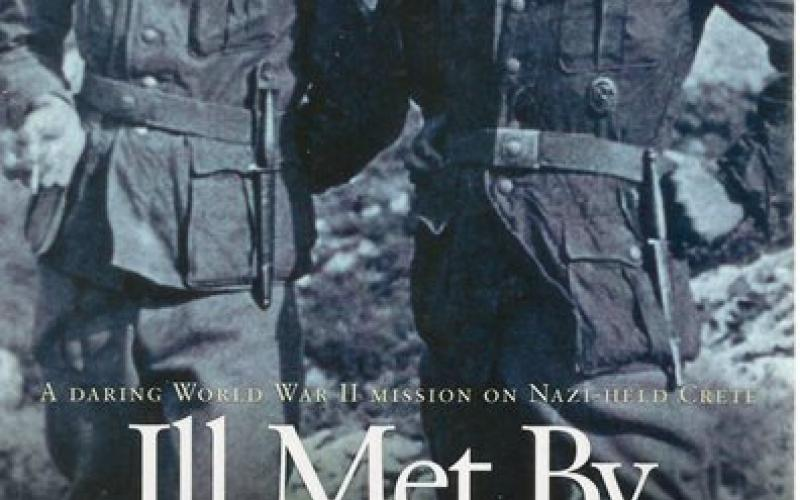 Front cover of Ill Met by Moonlight by W Stanley Moss