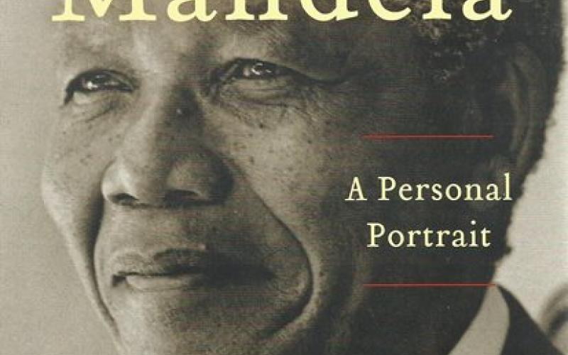 Front cover of Knowing Mandela by John Carlin