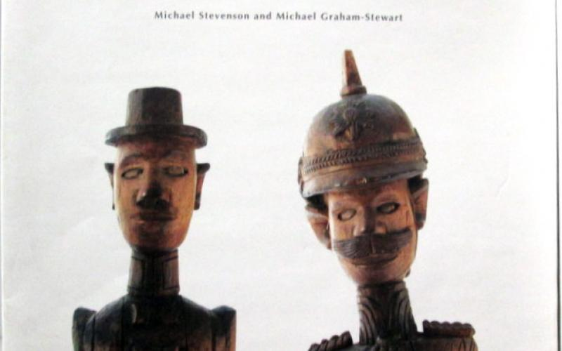 Front cover of The Mlungu in Africa by Michael Stevenson and Michael Graham-Stewart