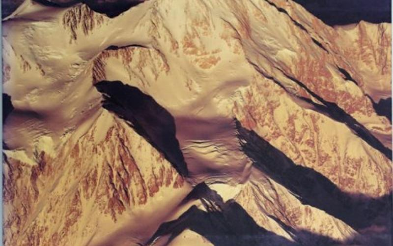 Front Cover of Mount McKinley by Bradford Washburn and David Roberts
