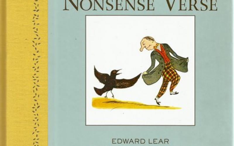 Front cover of A Selection of Nonsense Verse by Edward Lear