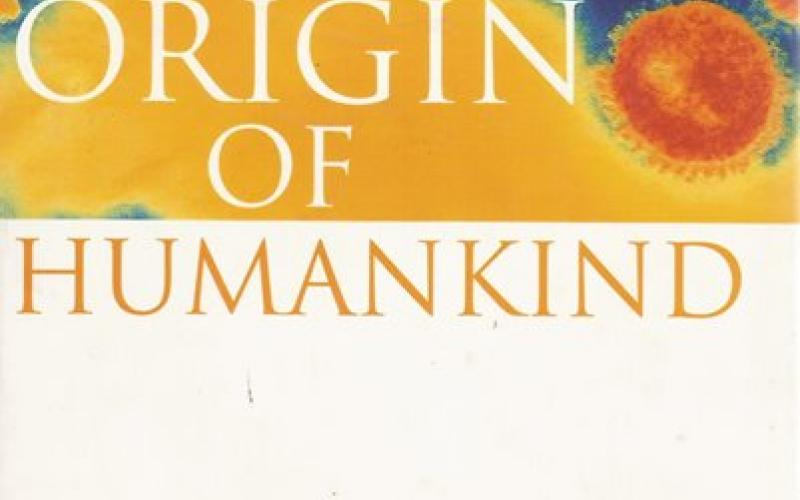 Front Cover of The Origin of Humankind by Richard Leakey