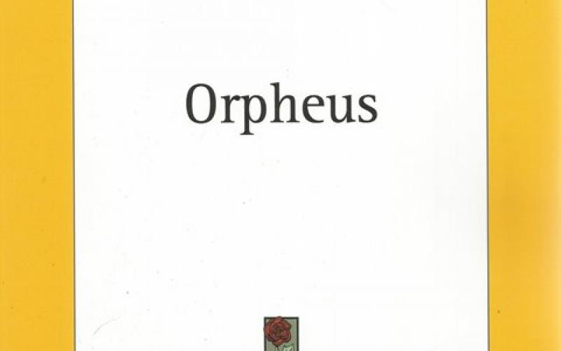 Front Cover of Orpheus by GRS Mead