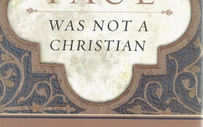 Front cover of Paul Was Not a Christian by Pamela Eisenbaum