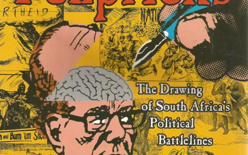 Front Cover of Penpricks by Ken Vernon