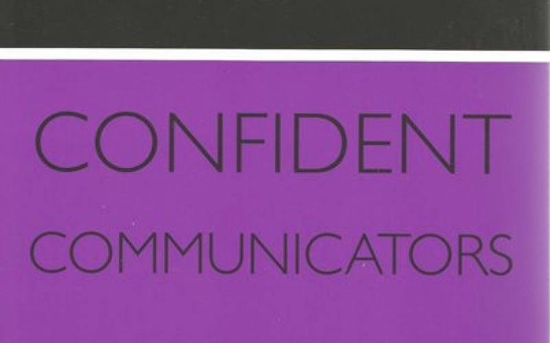 Front cover of Secrets of Confident Communicators by Diana Mather