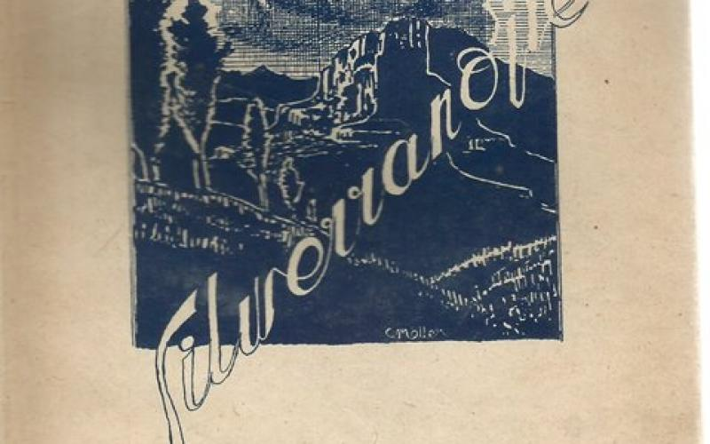 Front Cover of Silverrandjie by MTR Smit