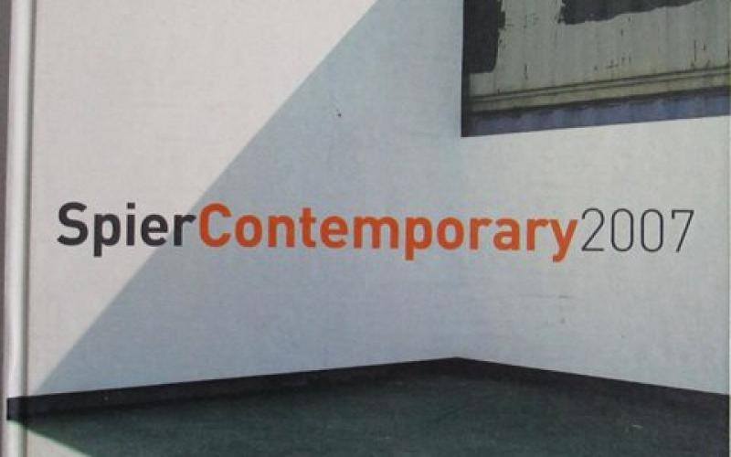 Front cover of Spier Contemporary 2007 edited by Jay Pather