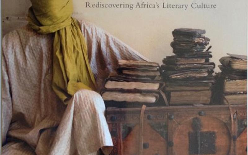 Front cover of Hidden Treasures of Timbuktu by John O Hunwick and Alida Jay Boye