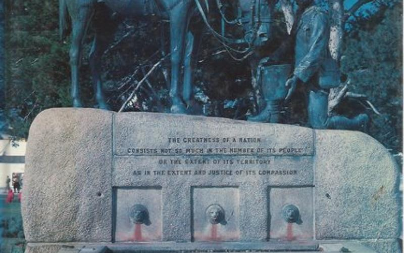 Front Cover of To Horse and Away by Jose Burman