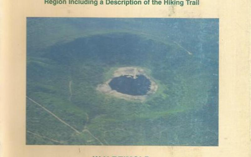Front Cover of Tswaing Meteor Crater by WU Reimold, D Brandt, R de Jong & J Hancox