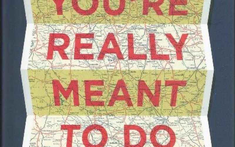Front cover of What You're Really Meant To Do by Robert Steven Kaplan