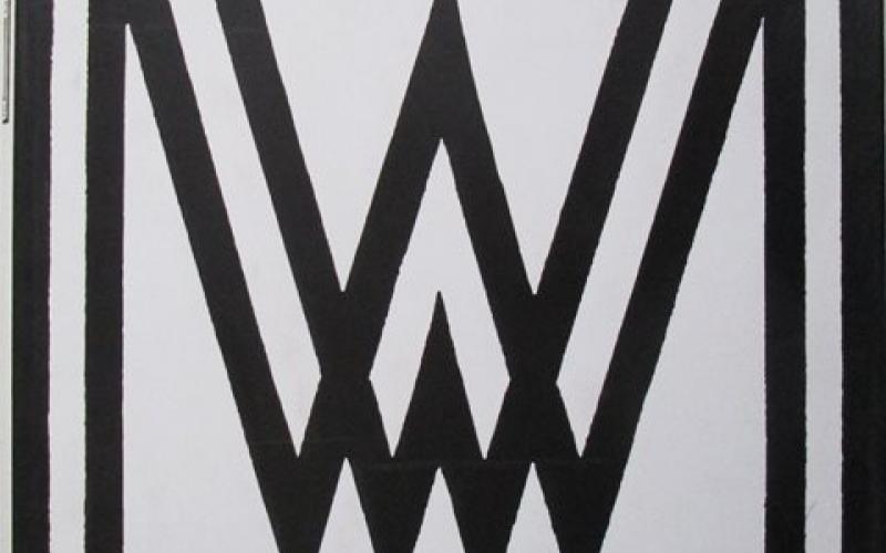 Front cover of Wiener Werkstatte by Gabriele Fahr-Becker