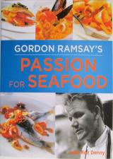 Front cover of Gordon Ramsay's Passion for Seafood by Gordon Ramsay