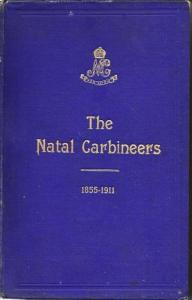 Front Cover of The Natal Carbineers by John Stalker