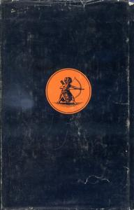 Back cover of The Records of a Pioneer Family by Alfred Essex, William Rabone and Harriet Rabone