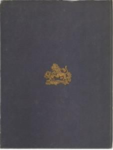 Back Cover of The Regiment :The History and Uniform of the BSA Police by R Hamley