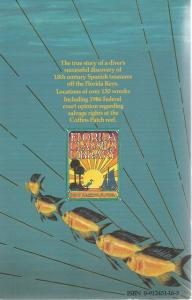 Back Cover of Diving to a Flash of Gold by Martin Meylach