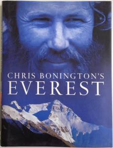 Front Cover of Chris Bonington's Everest by Chris Bonington