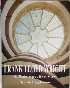 Front Cover of Frank Lloyd Wright by Trewin Copplestone