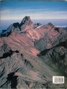 Back cover of On God's Mountain by Mohamed Amin, Duncan Willetts and Brian Tetley